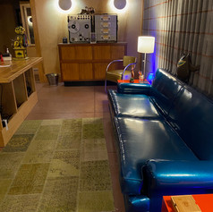 Control room sitting area