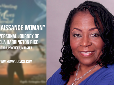 A Renaissance Woman: The Journey of Angela Harrington Rice