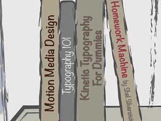 Kinetic Typography - Homework Machine