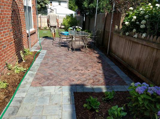 Designed by Firefly Garden Design LLC