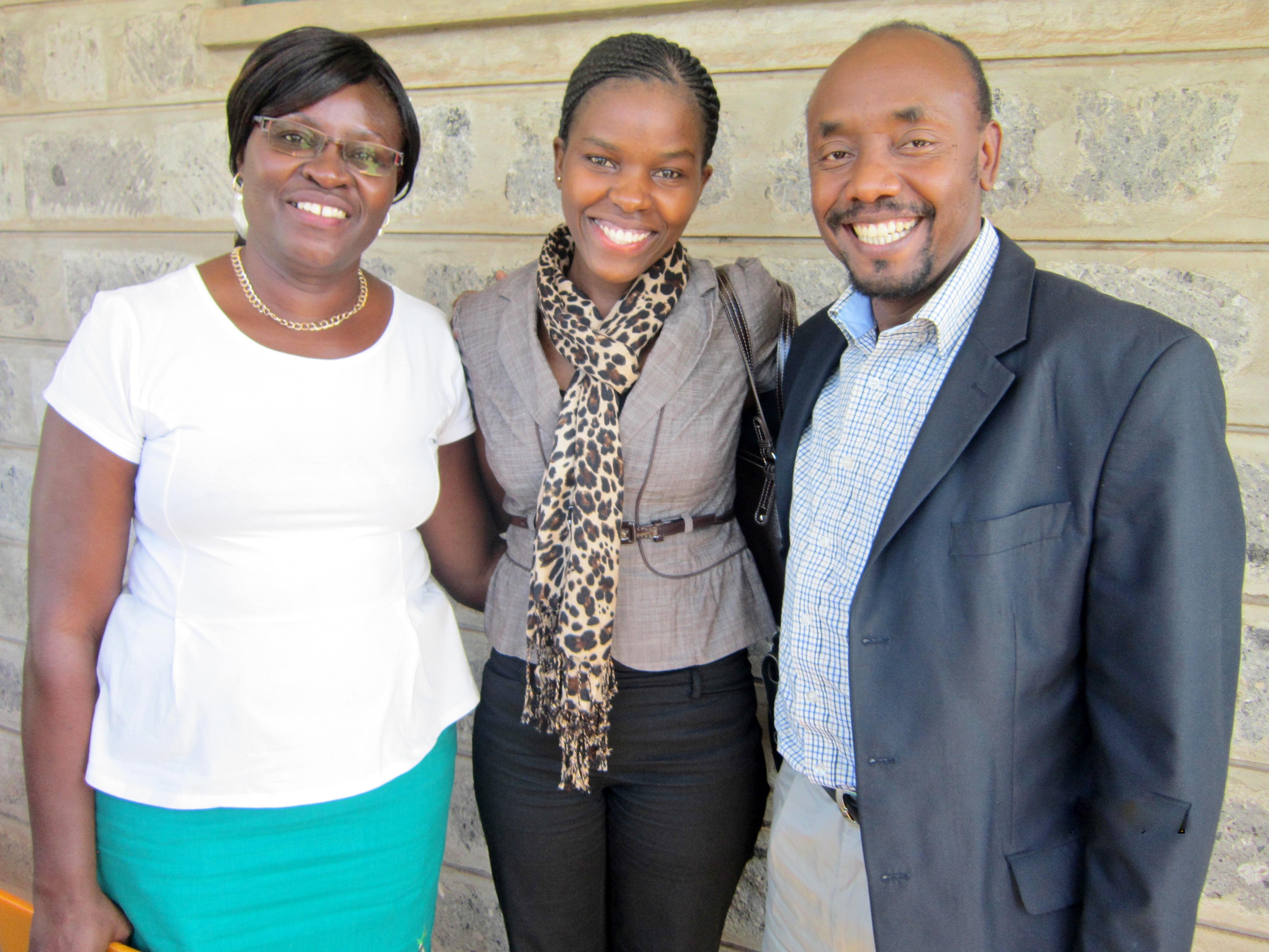 KICD Director & Uugwana Founder