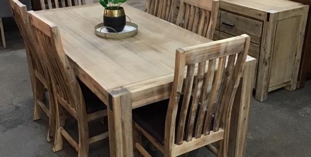 Safari Dining Table