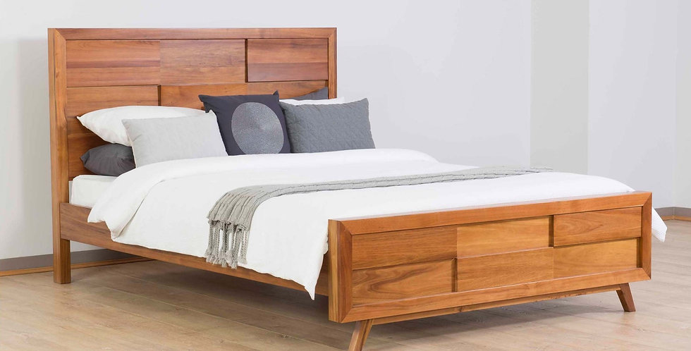 Harrison Bed Blackwood