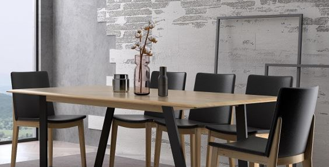 Dante Dining Table 2000