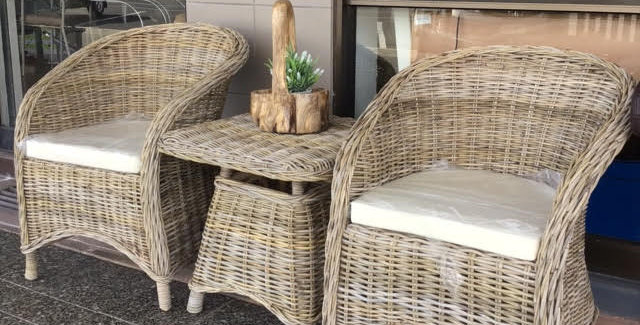 Batavia 3 Piece Outdoor  Setting