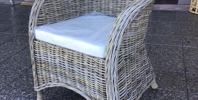 Batavia Rattan Chair