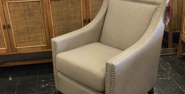 Carol Linen Armchair