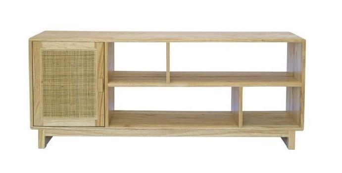 Sharp Bookcase - Natural
