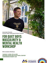 Jonathan Mendoza's For Quiet Boys_ Mascu