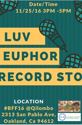 Luv Euphor Civic Engagement Record Sto 2016