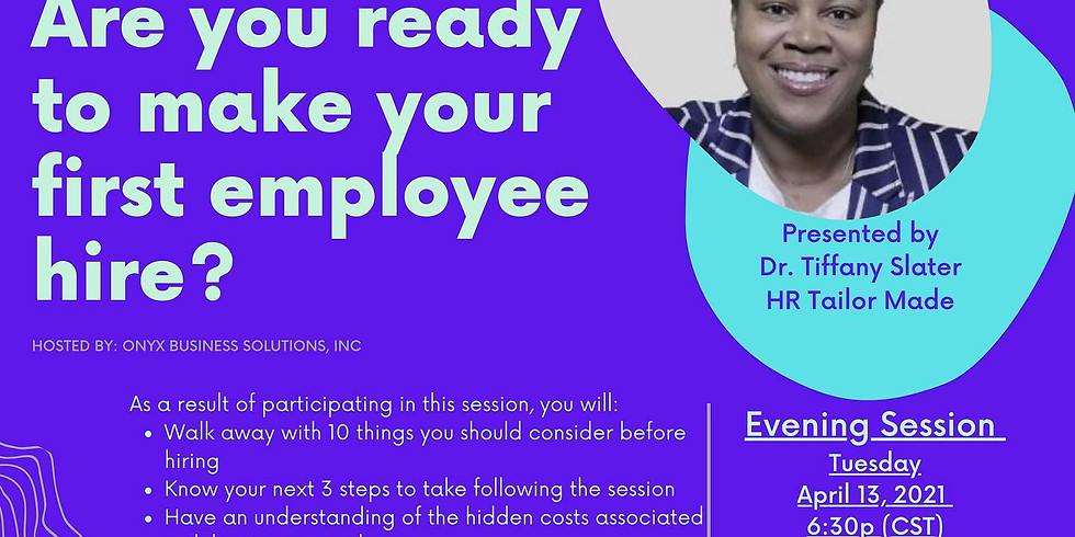 Are You Ready For Your First Employee Hire?
