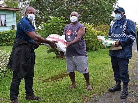 Cruel to parade discredited food distribution