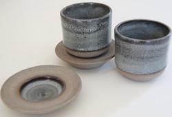 Kopje met bordje beton
