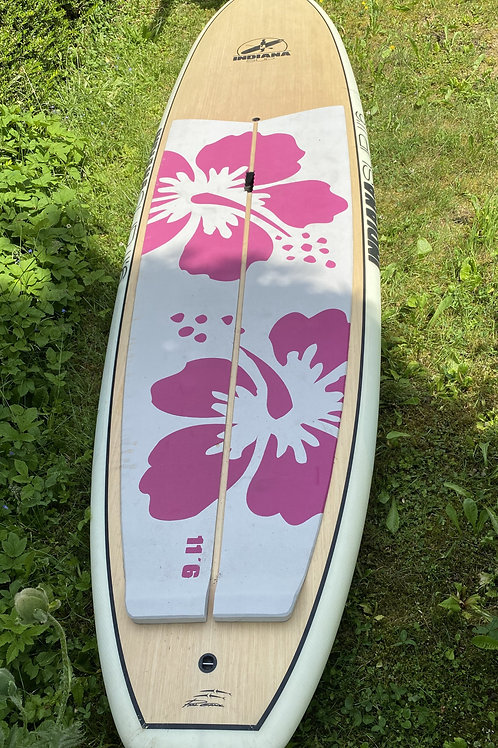 Occasion SUP Board Indiana Lady 11'6