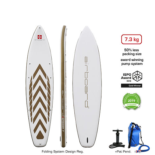 Airboard Strider Gold Large 12'6