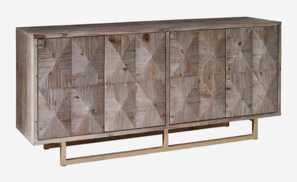 Andrew Martin Textured Sideboard.