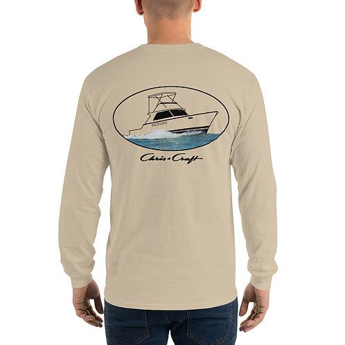 Chris Craft Commander Men's Long Sleeve Shirt