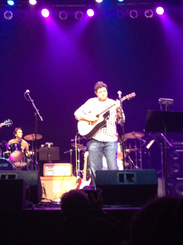 Sean and Brad Rocking Count Basie!