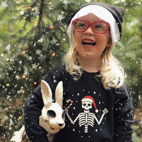 Christmas Skelebration Sweater & Hoodie