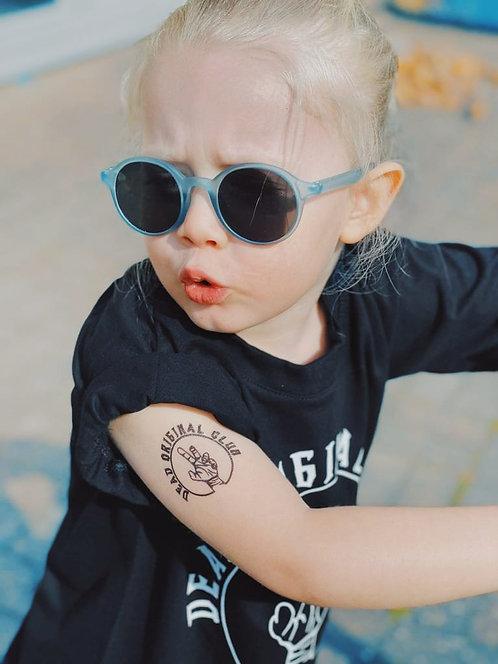 Dead Original Club Temp Tattoos 3 pcs