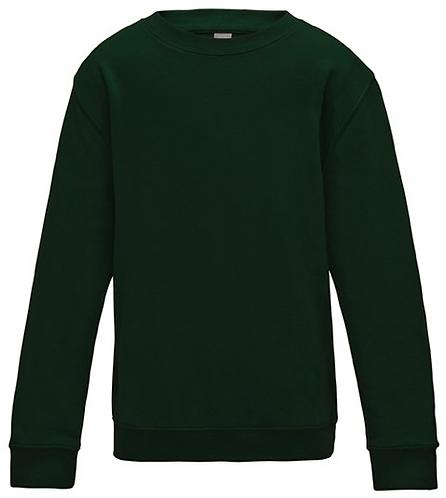 Ltd Edition Kids Forest Green Sweater