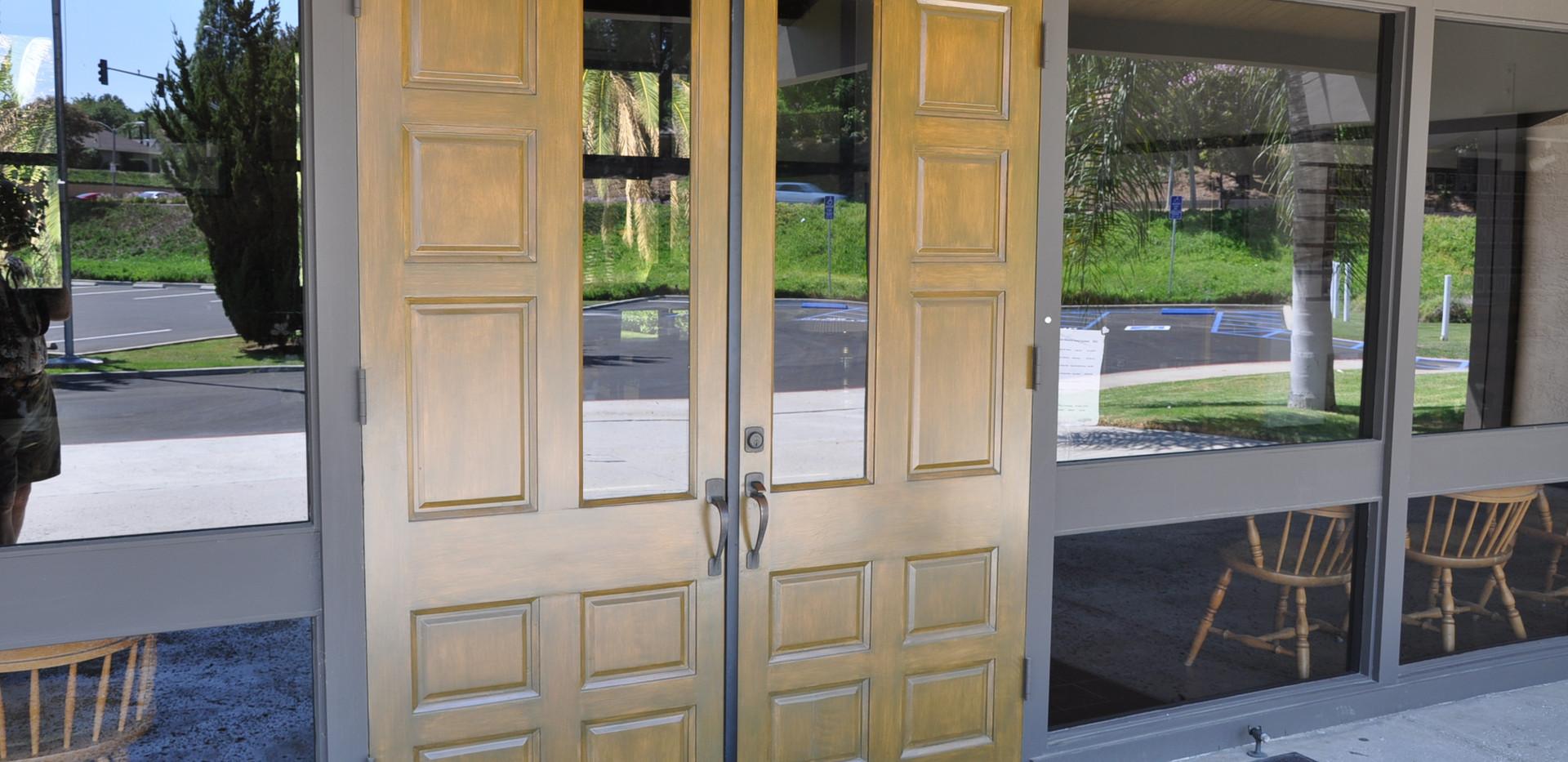 Evergreen259 Entrance