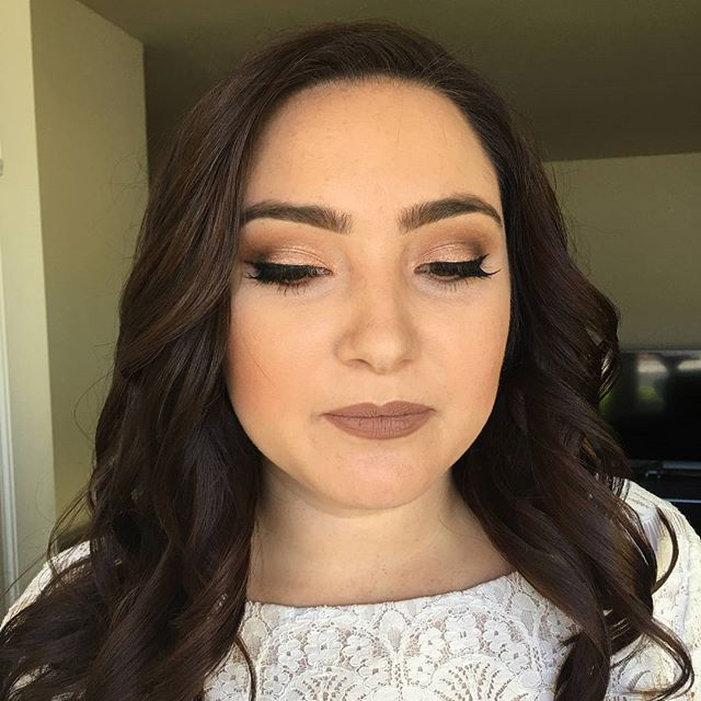 Graduation Makeup and Hair by Tatiana!
