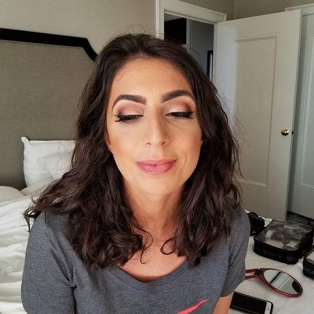 #bridemaid #makeup by Tatiana #sfmua #ba