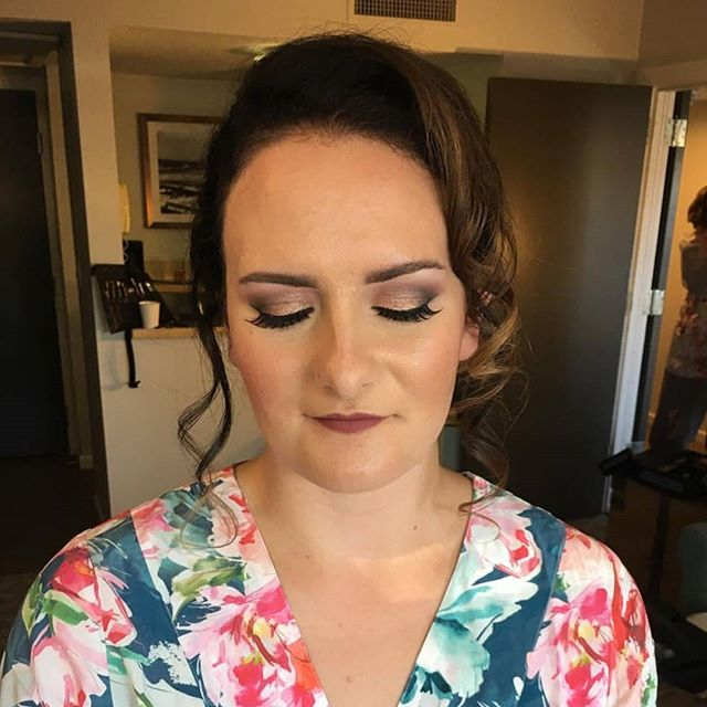 Makeup and Hair by Tatiana! #MOTD #mua #