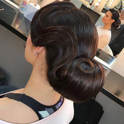 Still one of my favorite updos learned!