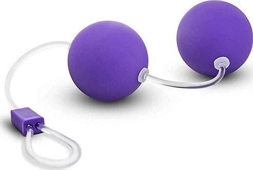Κολπικές Μπάλες Kegel - B Yours Bonne Kegel Beads Purple 19εκ.