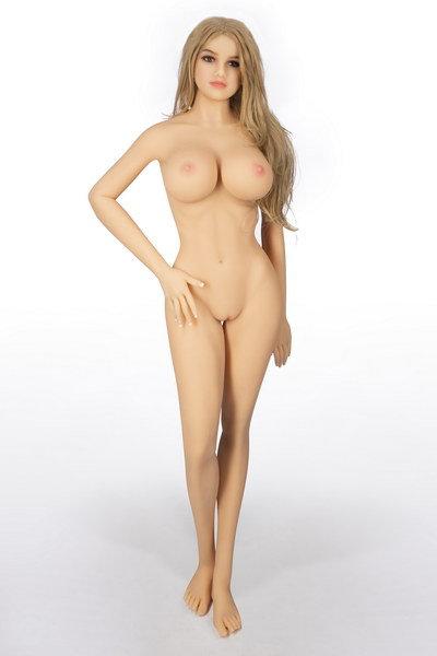 Ρεαλιστική Κούκλα σε Πραγματικό Μέγεθος-Full Silicone-50kg