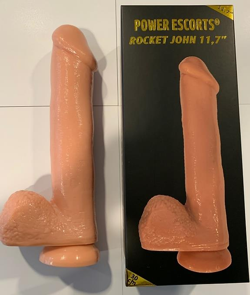 Ρεαλιστικό XXL Ομοίωμα Πέους  (30 cm)