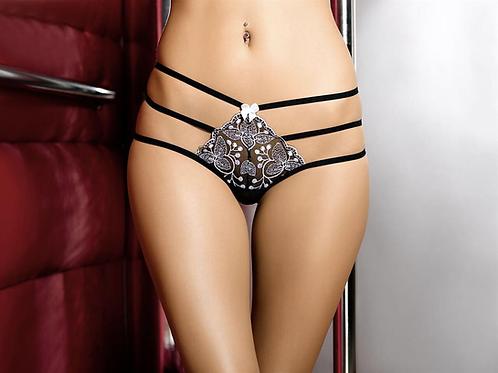 Εσώρουχο-Chantal string-μαύρο