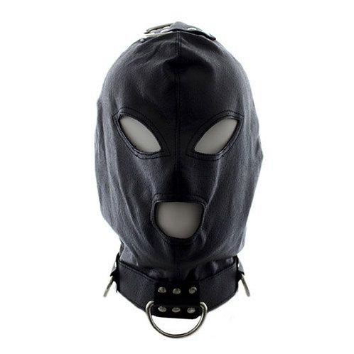 Μάσκα με Δακτύλιο για Αλυσίδα-Bondage Hook Mask