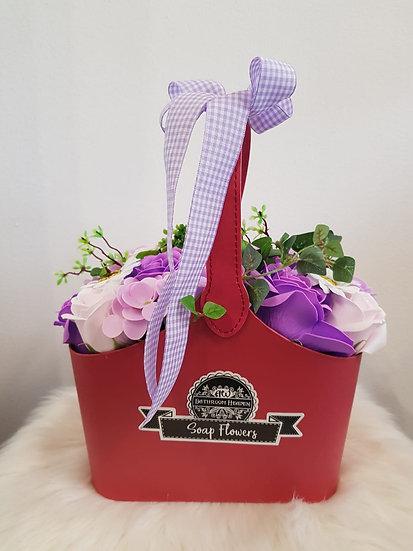 Seifenblumen - Bouquet groß