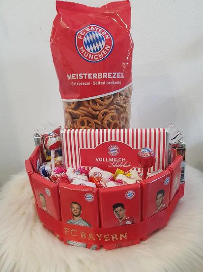 Schokoladengeschenk - FC Bayern München
