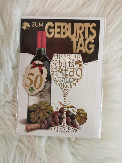 Geburtstag (50/60/65/70/75/80)