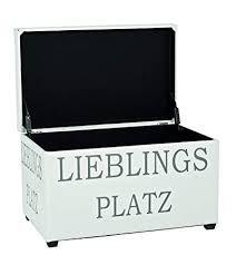 Sitztruhe - Lieblingsplatz