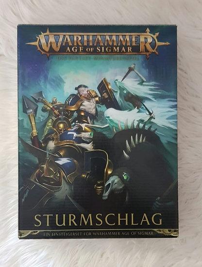 """Warhammer Age of Sigmar""""Strumschlag"""""""