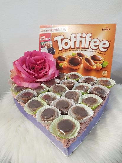 Geschenk für Toffifee Liebhaber