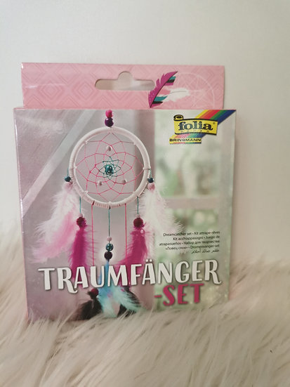 Traumfänger-Set Girly