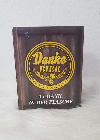 """Bier """"DANKE"""""""