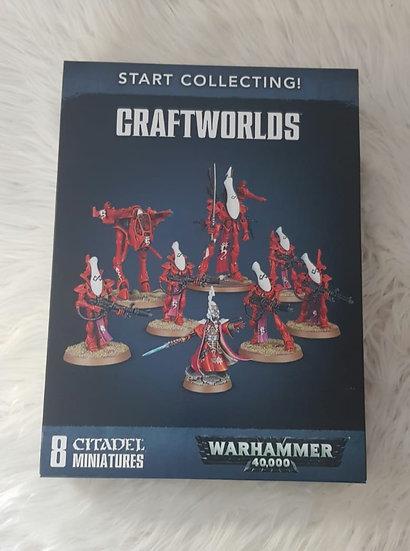 """Warhamner 40k Start Collecting """"CRAFTWORLDS"""""""