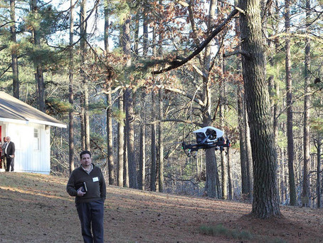 North Carolina DOT Looks to UAS for Disaster Relief Missions