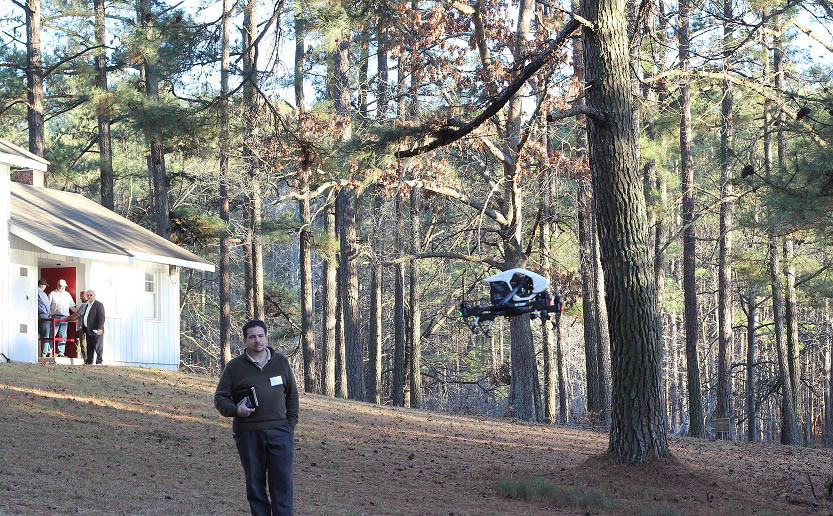 NCDOT is ready to embrace drones