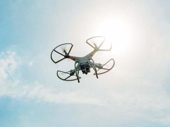 Drones are sparking the imagination