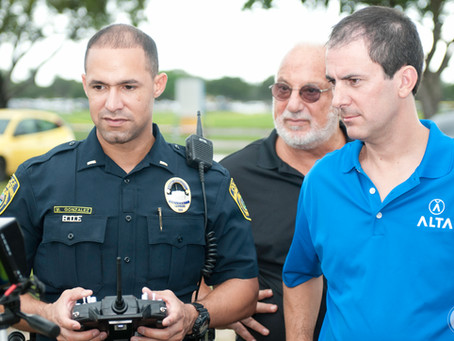 10 Key Challenges Faced by Local Police Seeking to Implement UAV Programs