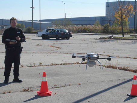 CASE STUDY: Economic Benefit of Police Using UAS's to Investigating Traffic Accidents