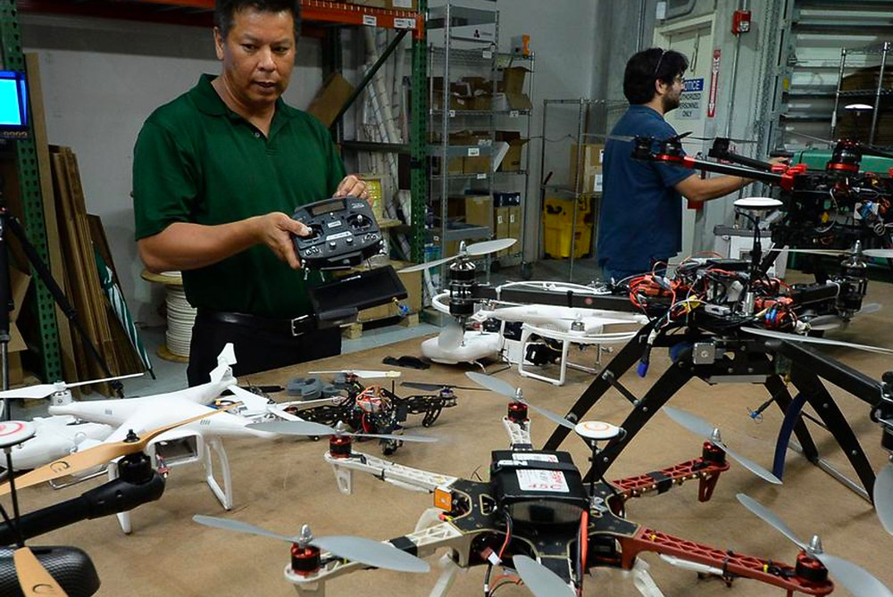 South Florida Business Journal Miami and Commercial Drones